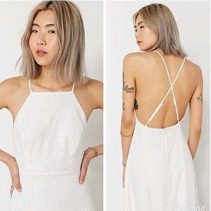 Urban Outfitters white dress perfect for bride